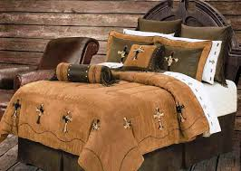 image of western queen size quilt clearance image of western queen comforter sets