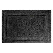 microfiber bathroom rug black in bathroom rugs black chenille bath rug