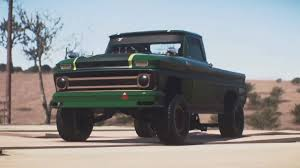 Need for Speed Payback - Derelict Chevrolet C10 Pickup All Parts ...
