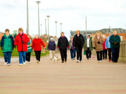 Small Picture Walking for Health Hornsea at Hornsea Walking Event Hornsea
