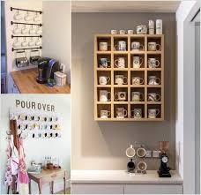 cool and creative mug storage ideas a