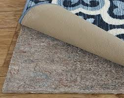 deal mohawk home dual surface felt and latex non slip rug pad 9 x12 1 4 inch thick safe for hardwood floors and all surfaces