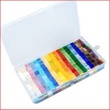 mosaic tiles for crafts in bulk 162315 400 pcs tiles mosaic stained glass pieces colored 1 1 for art craft