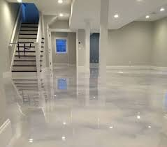Exellent Epoxy Flooring Basement Floor Pinterest In Design