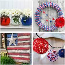 easy diy patriotic decor