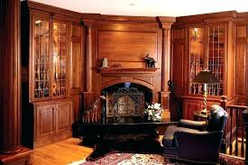 office wood paneling. Wood Panel Room Office Paneling Fireplace Home Traditional With . S