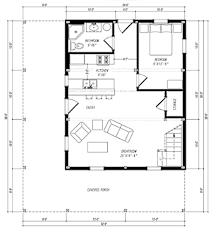 barn house floor plans. Small Barn House Plans Floor G