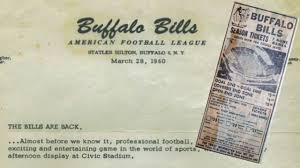 53 Years Later Forever A Bills Season Ticket Holder