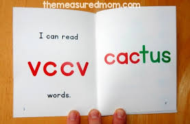 Free printable CVC word list   The Measured Mom