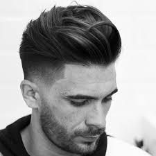 agusdeasis mid fade haircut with um hair on top