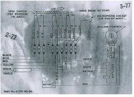 d 104 cb mic wiring diagram wiring diagrams schematic a 1960 s astatic d 104 mic in the 21 st century a real baby boomer 3 pin cb mic wiring diagram diesel d 104 cb mic wiring diagram