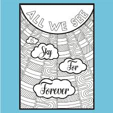 Reduces depression & other symptoms in the elderly. Free Coloring Pages Dear Evan Hanson Data Coloring Pages Station