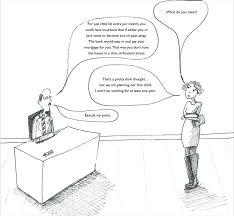 mortgage life insurance cartoon 03