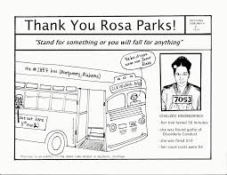 rosa parks coloring pages many interesting cliparts rosa parks coloring page