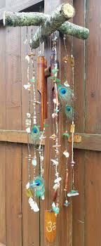 sea glass wind chime sea glass and seashell wind chime sea glass wind chimes craft