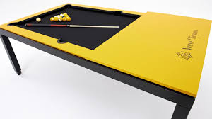 Pool And Dining Table Dining Pool Table By Fusiontables Billiard Convertible Youtube