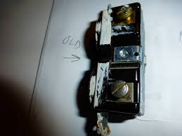 electrical how do i update two wire switches housed in a the old switches were wired 3 wires black white plain copper i don t know that the plain cooper was to a ground screw or not