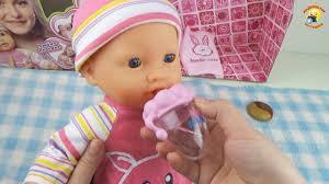 Говорящий пупс с мимикой. Игрушка для девочек / <b>Toy</b> baby <b>doll</b> ...