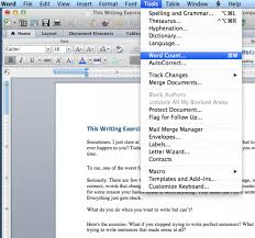 easy to use tools to count words word count shorcut