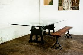 industrial look dining tables. endearing industrial style dining sets in table easy round for kitchen inspirations look tables