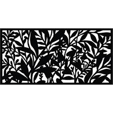 matrix 1140 x 570mm charcoal hinterland
