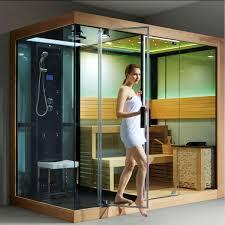 steam shower sauna room bathroom sauna shower enclosure M-6032