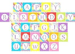Happy Birthday Sign Templates Free Printable Happy Birthday Banner Templates Frozen Download