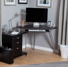 Furniture: Modular Small Corner Desk For Imac With Storage - Small Corner  Desk For Computer