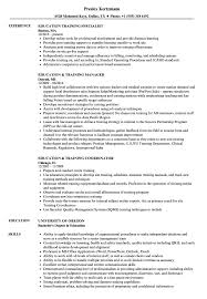 Resume Education Examples Education Training Resume Samples Velvet Jobs