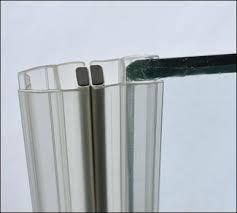 vertical shower door seals magnetic shower door seals vertical sliding shower door seal