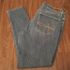Denizen From Levis Modern Skinny Jeans No Sz Tag