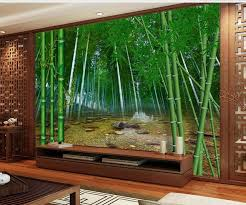 Small Picture mural 3d wallpaper 3d wall papers for tv backdrop bamboo TV