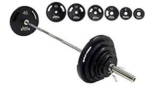 york barbell weight. york barbell 300 lb g-2 dual grip olympic weight set with bar and collars