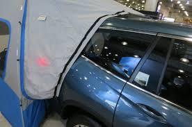 Honda Ridgeline Tent Canada