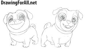 Puppy Dog Pals Coloring Pages For Puppies Copy To Print Of Pdf D