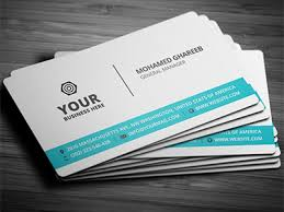 Free Business Card Templates Psd Photoshop Business Card Template Psd Download Purple Business Card