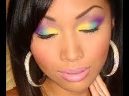 nicki minaj inspired natural makeup tutorial nicki minaj bedrock video inspired makeup