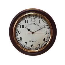 round wall clocks ग ल द व र घड