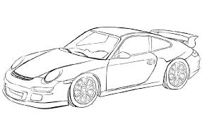 Ferrari Car Drawing At Getdrawingscom Free For Personal Use
