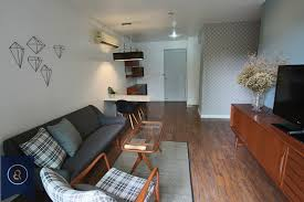 Beautiful Finished Vintage Style One Bedroom Condo For Rent In Thong Lor