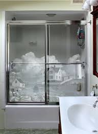 frosted shower doors frosted glass shower screen uk
