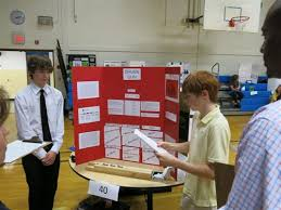 Science Expo Held at RMS