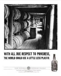 jack daniel s tennessee whiskey plastic print ad by arnold print ad by arnold worldwide new york