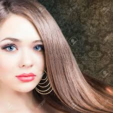Hair Style With Volume fashion hairstyle beautiful woman with long straight hair 5900 by stevesalt.us