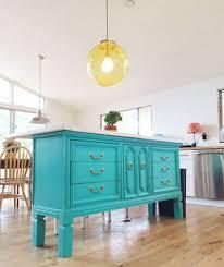 diy kitchen island. Dresser Kitchen Island Diy