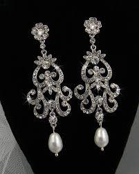 best 25 bridal chandelier earrings ideas on fashion chandelier earrings wedding