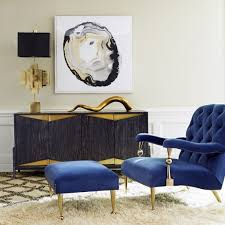 Living Room: Best Buffets And Cabinets By Jonathan Adler 51 - Living Room  Ideas