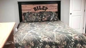 Camo Bedroom Decor