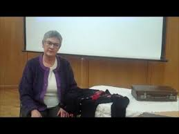 Judith Rhodes - Holocaust Memorial talk - YouTube