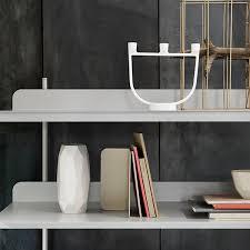 muuto compile shelf configuration 3 grey